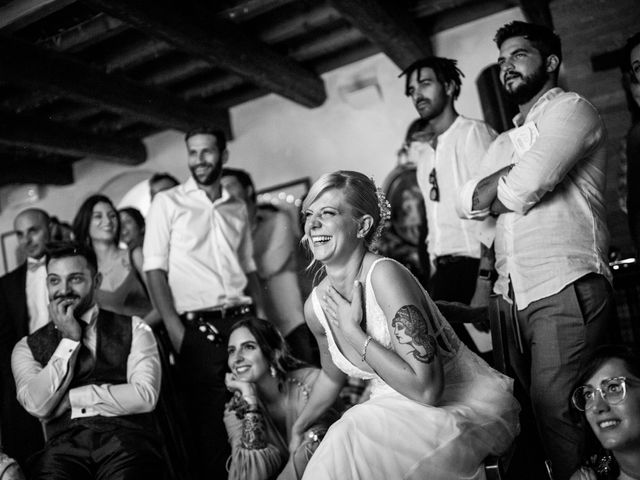 Il matrimonio di Lorenzo e Jessica a Ravenna, Ravenna 87