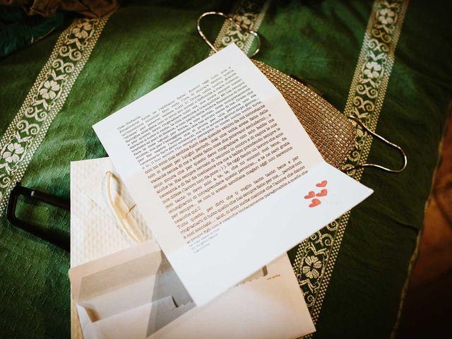 Il matrimonio di Lorenzo e Laura a Chiusdino, Siena 5