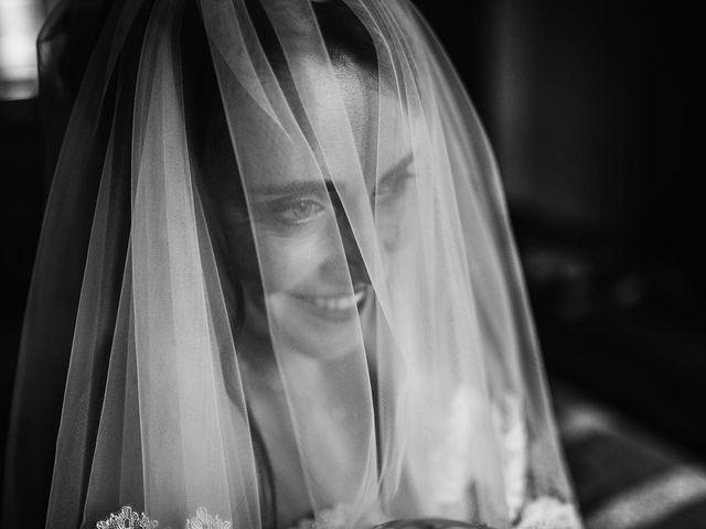 Il matrimonio di Lorenzo e Laura a Chiusdino, Siena 9