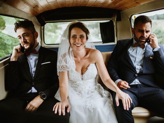 Il matrimonio di Lorenzo e Laura a Chiusdino, Siena 13