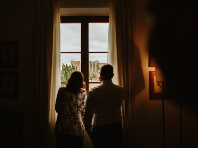 Il matrimonio di Lorenzo e Laura a Chiusdino, Siena 21
