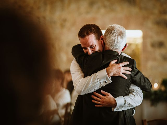 Il matrimonio di Lorenzo e Laura a Chiusdino, Siena 59