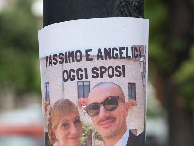 Il matrimonio di Massimo e Angelica a Città Sant'Angelo, Pescara 3