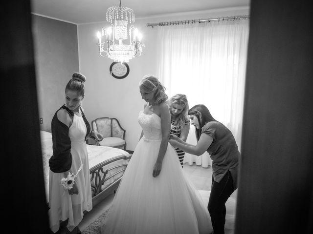 Il matrimonio di Massimo e Angelica a Città Sant'Angelo, Pescara 12