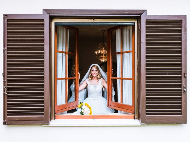 Il matrimonio di Massimo e Angelica a Città Sant'Angelo, Pescara 15