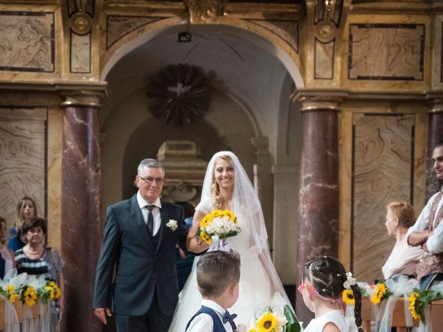 Il matrimonio di Massimo e Angelica a Città Sant'Angelo, Pescara 18