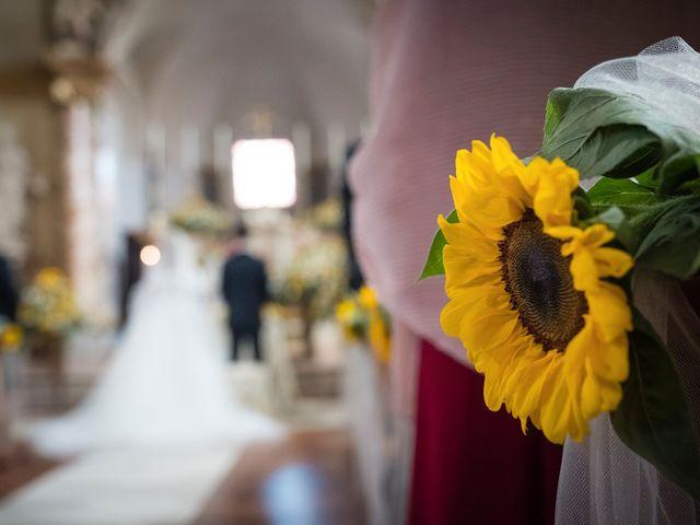 Il matrimonio di Massimo e Angelica a Città Sant'Angelo, Pescara 19