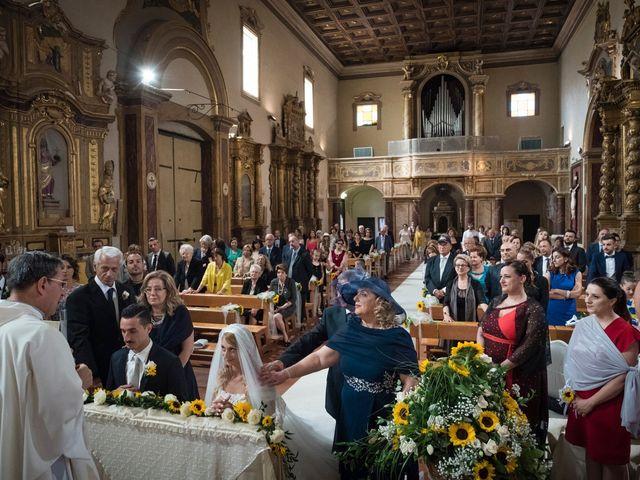 Il matrimonio di Massimo e Angelica a Città Sant'Angelo, Pescara 20