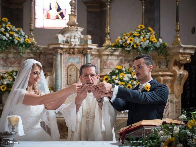 Il matrimonio di Massimo e Angelica a Città Sant'Angelo, Pescara 21