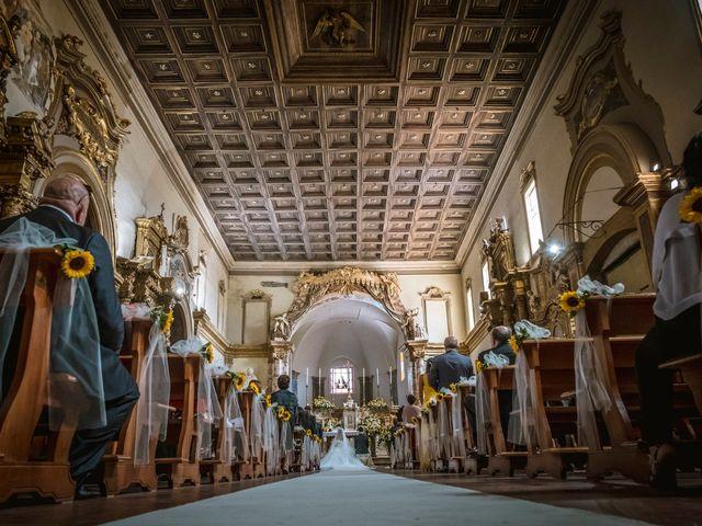 Il matrimonio di Massimo e Angelica a Città Sant'Angelo, Pescara 22