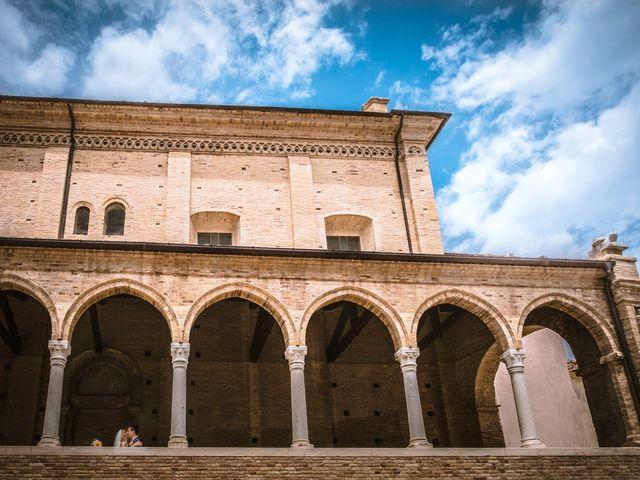 Il matrimonio di Massimo e Angelica a Città Sant'Angelo, Pescara 25