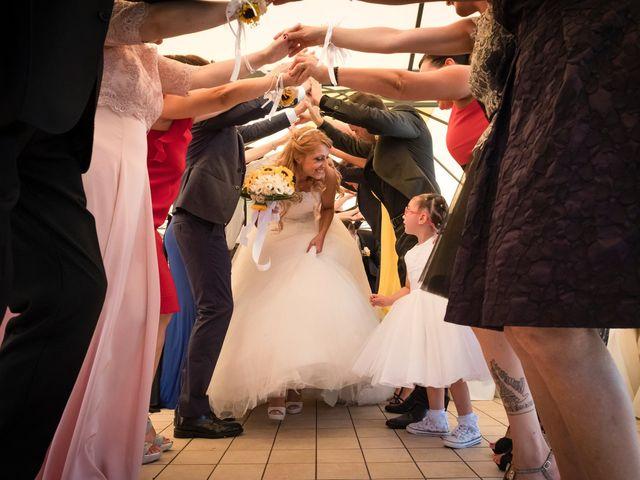 Il matrimonio di Massimo e Angelica a Città Sant'Angelo, Pescara 31