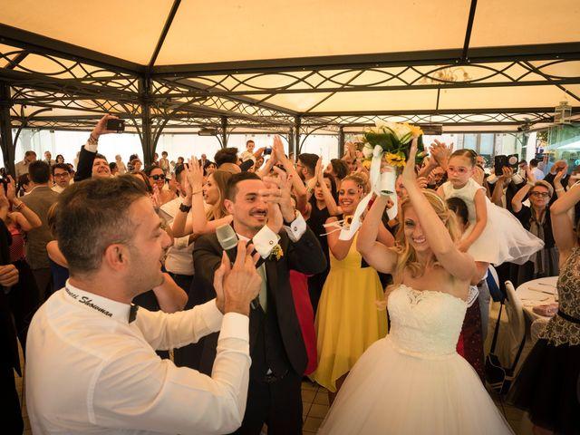 Il matrimonio di Massimo e Angelica a Città Sant'Angelo, Pescara 32