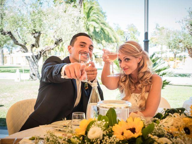 Il matrimonio di Massimo e Angelica a Città Sant'Angelo, Pescara 33