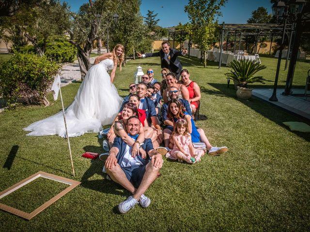 Il matrimonio di Massimo e Angelica a Città Sant'Angelo, Pescara 34