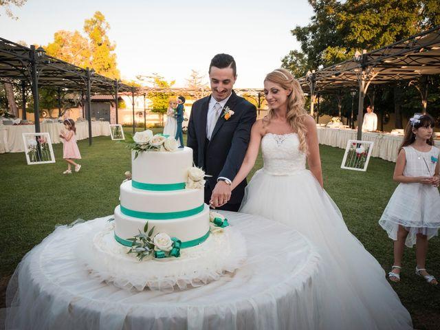 Il matrimonio di Massimo e Angelica a Città Sant'Angelo, Pescara 40