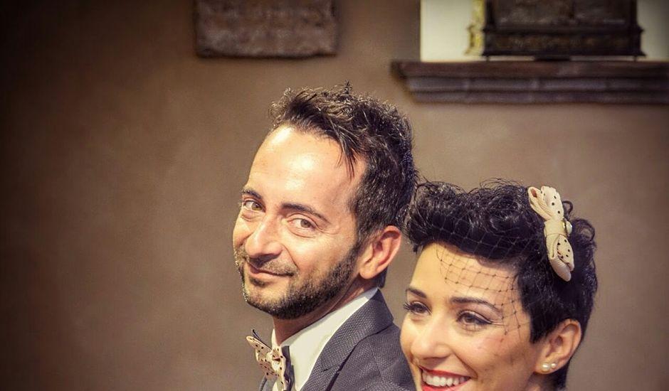 Il matrimonio di Linda e Vittorio a Roma, Roma