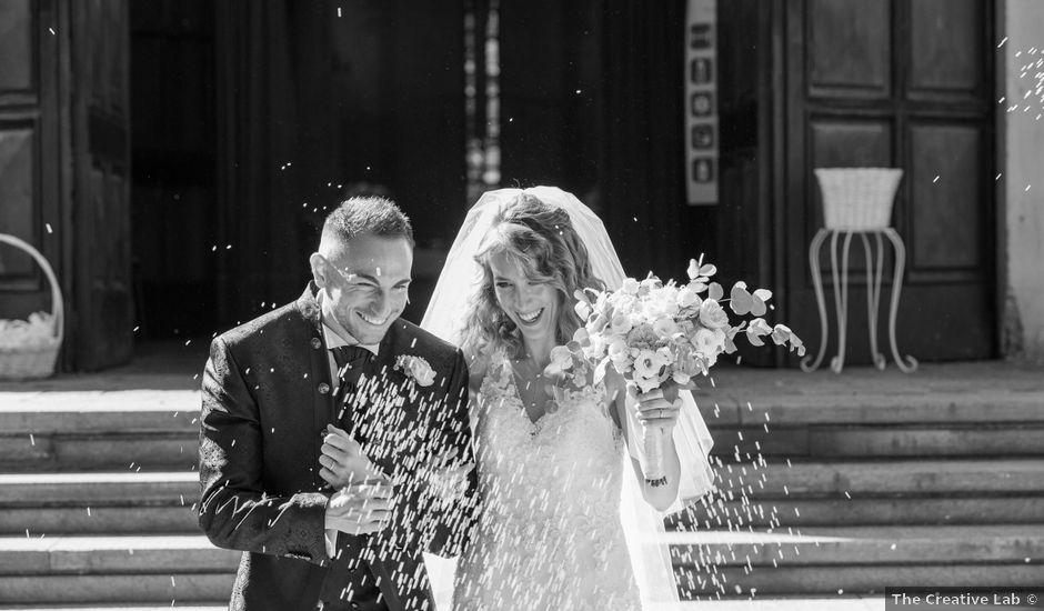 Il matrimonio di Battista e Valeria a Buriasco, Torino