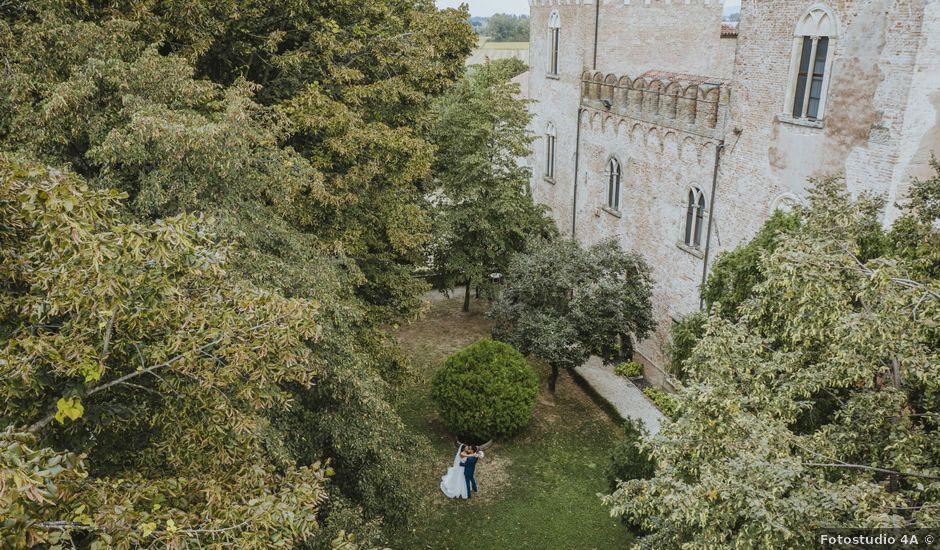 Il matrimonio di Simone e Valentina a Ponso, Padova