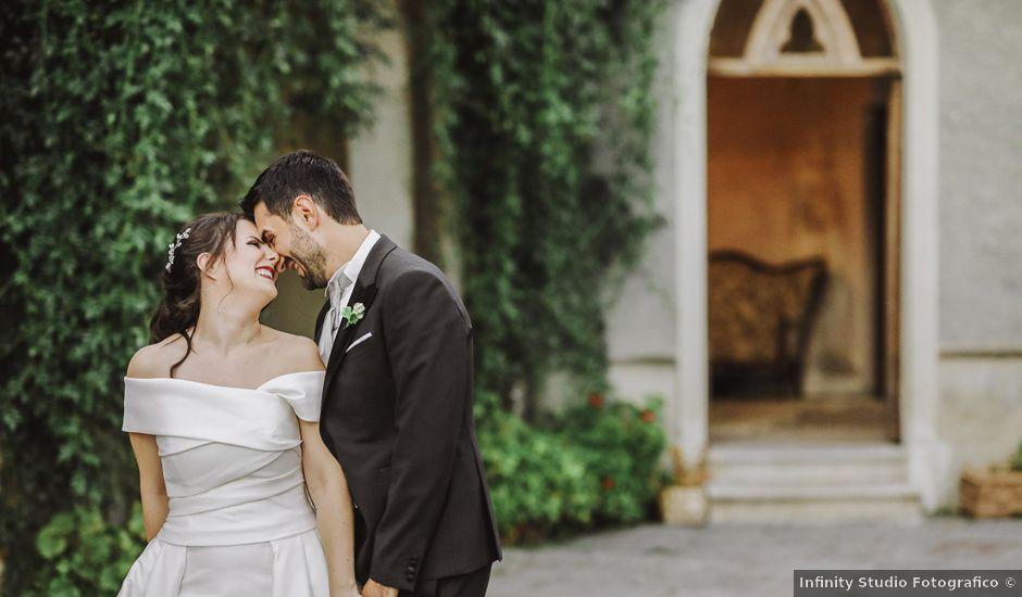 Il matrimonio di Luigi e Tiziana a Salerno, Salerno