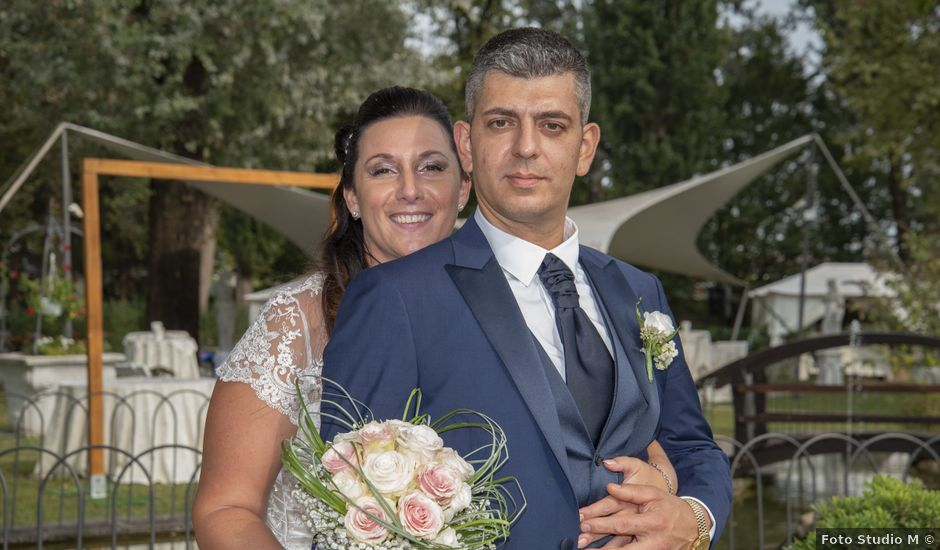 Il matrimonio di Giuseppe e Simona a Fara Gera d'Adda, Bergamo