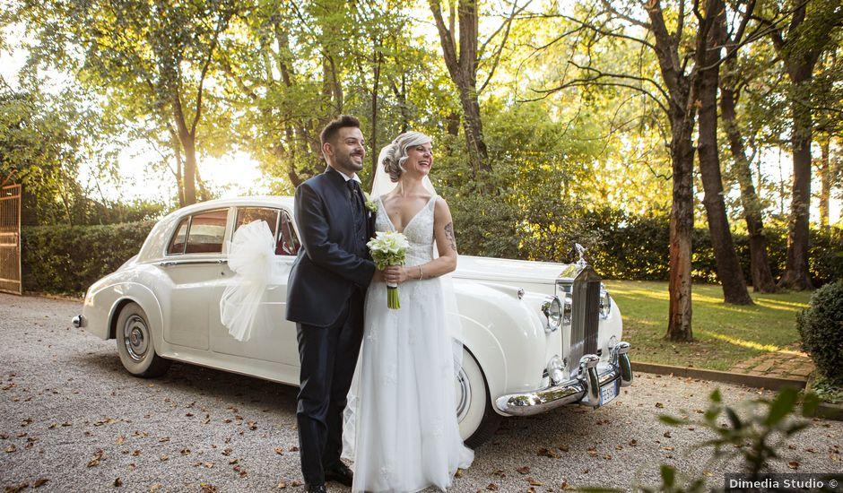 Il matrimonio di Lorenzo e Jessica a Ravenna, Ravenna