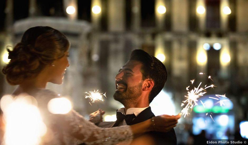 Il matrimonio di Sergio e Adriana a Catania, Catania