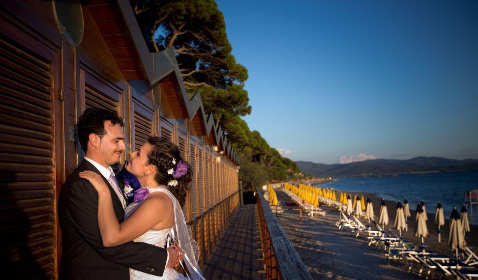 Il matrimonio di Roberto e Claudia a Follonica, Grosseto
