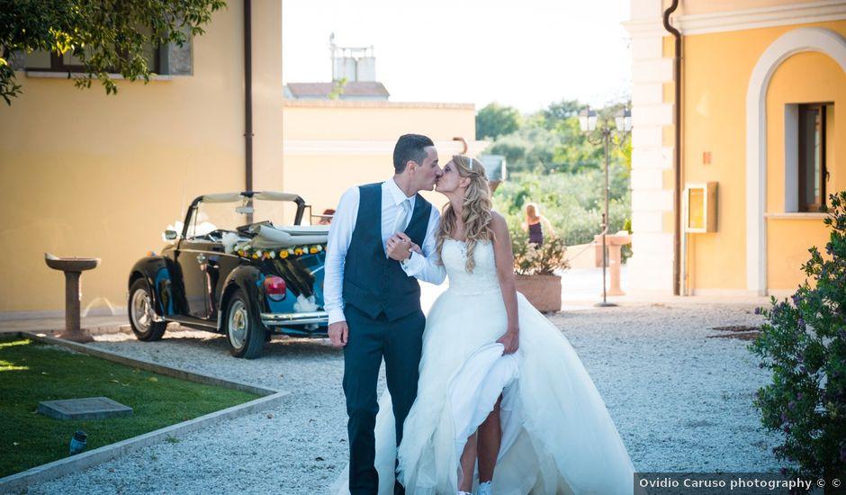 Il matrimonio di Massimo e Angelica a Città Sant'Angelo, Pescara