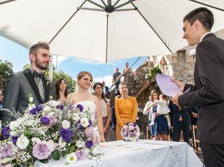 Le nozze di Serena e Alex 1