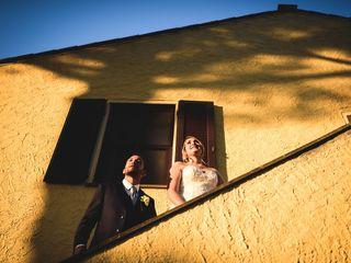 Le nozze di Giorgia e Alessio