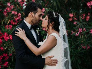 Le nozze di Ludovica e Andrea