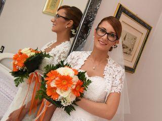 Le nozze di Monica e Vincenzo 1