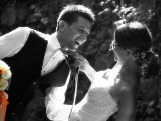 Le nozze di Monica e Vincenzo