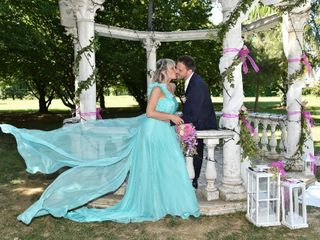 Le nozze di Ross e Vins