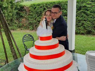 Le nozze di Cecilia Padovani  e Marco Tagliavini