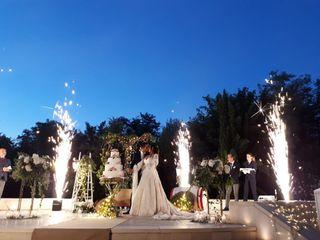 Le nozze di Floriana e Ignacio