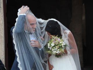 Le nozze di Luisa e Stefano