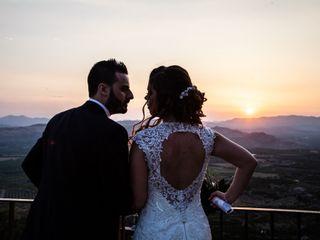 Le nozze di Maria e Piero