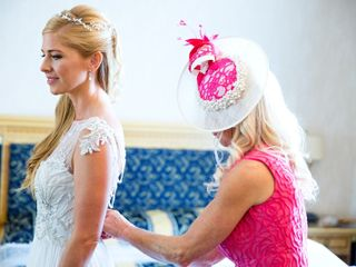 Le nozze di Charlene e Nicola 3