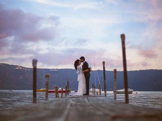 Le nozze di Lorenzo e Leila