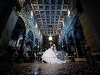 Le nozze di Dario e Ilenia 1