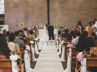 Le nozze di Jessica e David 1