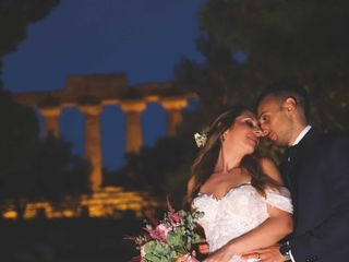 Le nozze di Jessica e David 3