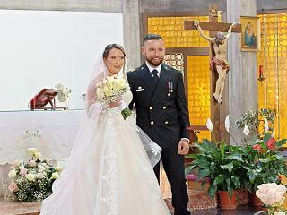 Le nozze di Denise e Roberto