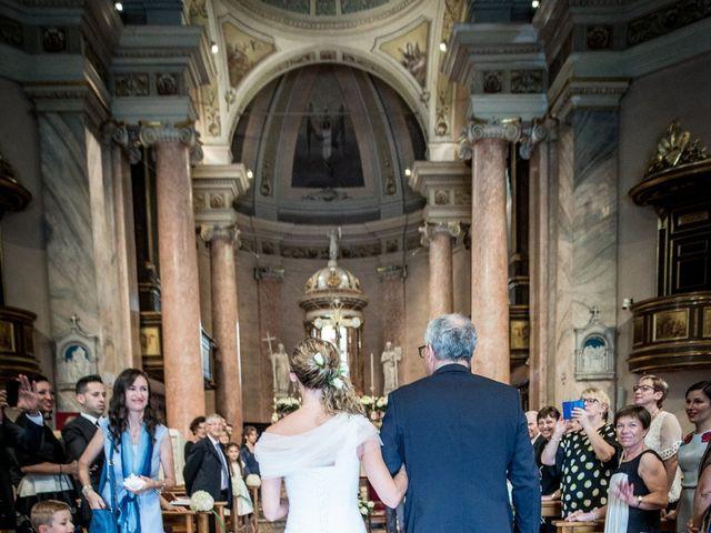 Il matrimonio di Roberto e Silvia a Gorla Maggiore, Varese 18