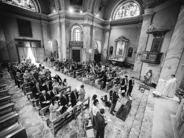 Il matrimonio di Roberto e Silvia a Gorla Maggiore, Varese 20