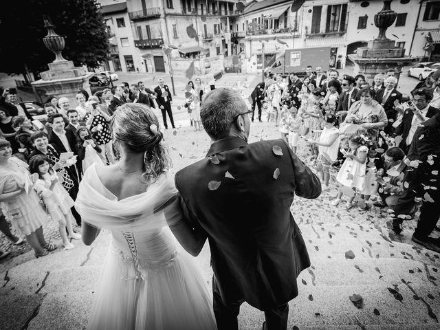 Il matrimonio di Roberto e Silvia a Gorla Maggiore, Varese 25