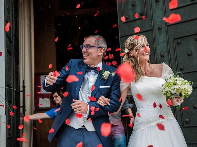 Il matrimonio di Roberto e Silvia a Gorla Maggiore, Varese 26