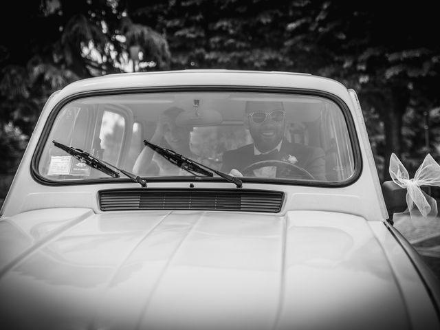 Il matrimonio di Roberto e Silvia a Gorla Maggiore, Varese 30